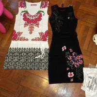 desigual dress 1 pcs