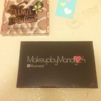 BH free shadow promomakeup by mandy X