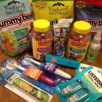 Drugstore: Vitamins, organic candies