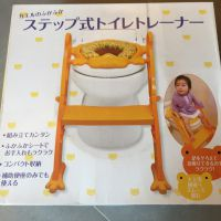 Cushion Step Potty
