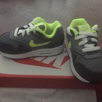 One Nike Air Max.
