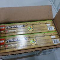 LEGO Minecraft Crafting Box 21116Quant