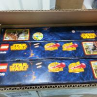 3 x LEGO Star War Trade Federation Multi