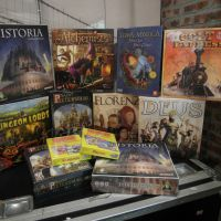 Boardgames: CSI March Clearance Sales