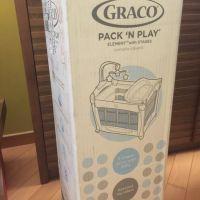 Baby crib Graco
