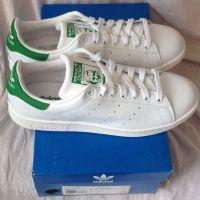 Adidas -- Stan Smith -- GreenUK 11, US