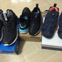 Sneakers x3