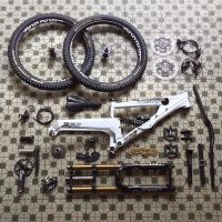 1 x bicycle frame