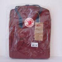Ox Red and Royal Blue Kanken Classic