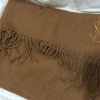 Yves Saint Laurent Wool  Cashmere Scarf