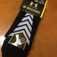Under Armour Undeniable Mid Crew Socks