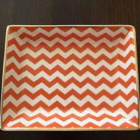 ceramic tray x 1