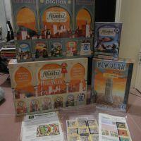 Boardgame: Alhambra Big Box KS Version