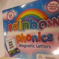 Magnetic Letters Set x 1
