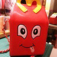 Happy Meal Bag