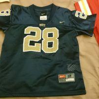 Nike Pitt Panthers 28 Toddler Jersey