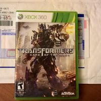TRANSFORMERS - XBOX360 GAME