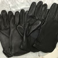 Leather Gloves 2 pairs