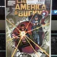 Marvel Captain America & Bucky TPB Comic