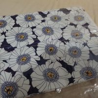 1 x Pure cotton fabric, patterned cloth