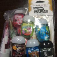 Car Jar PocketBac Sanitizer Hand Cream
