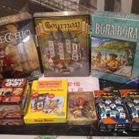 Boardgames from CSI