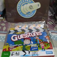 Boardgame: Guesstures + Cappuccino