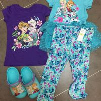 zulily kids clothes x 5 USD94Origin: Ch