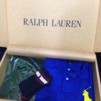 Polo shirt*1Zip up*1Shirt*1
