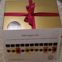 Organic Rose Gift Box set