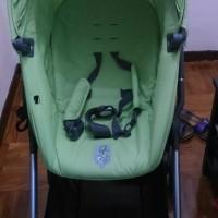 One Stokke Scoot Stroller - Light Green
