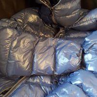 DUVETICA short full zip down jacket