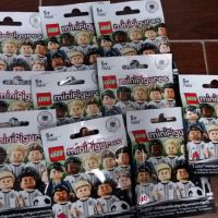 Lego minifigures x 10