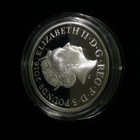 Sliver Coin x 1 GBP70Origin: England