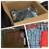 Clothes from Dockers