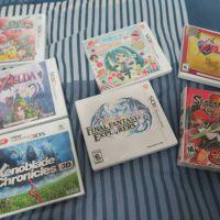 Nintendo DS games x 7 USD208.88Origin: