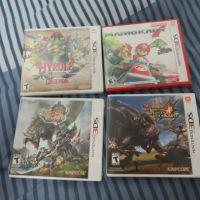 Nintendo DS games x 4 USD101.98Origin: