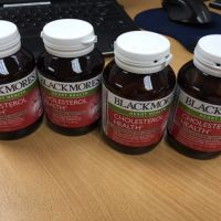 Blackmores Cholesterol Health  x 2 AUD46