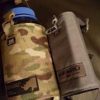 Kifaru water bottle pocket x 3