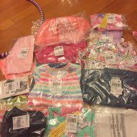 TCP clothes x 10 USD110Origin: