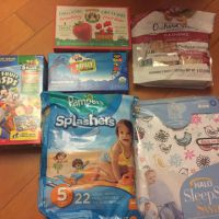 diapers baby products