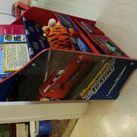 Cars Book  Toy Organizer