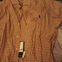 Ralph Lauren classic mesh polo, shirts