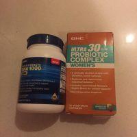 GNC supplement x 3 USD75