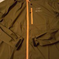 Arcteryx Squamish Jacket & OR hat