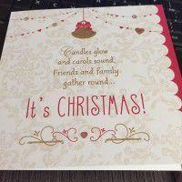 Christmas cards x 1 box