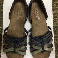 natural soul sandals
