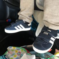 Baby shoes adidas
