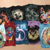 The Mountain T-Shirt x 9 USD45 Origin: