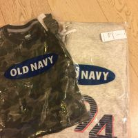Old navy clothes x 4 USD57